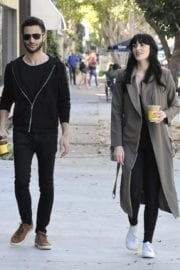 Ali Lohan Stills Out and About in Los Angeles