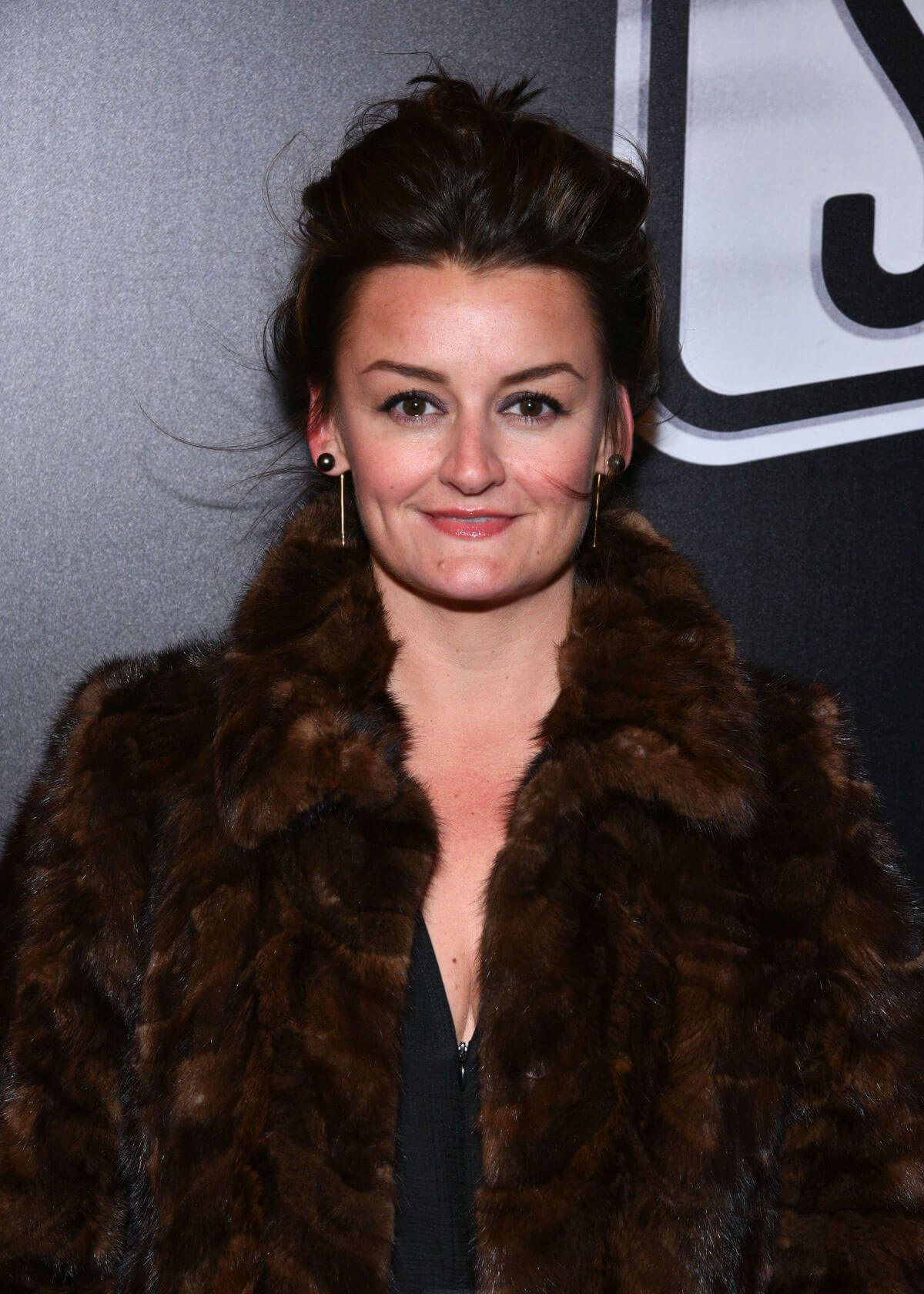 Alison Wright Stills at SUNSET BLVD Play Openning Night in New York
