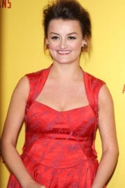 Alison Wright Stills at The Americans Season 5 Premiere in New York