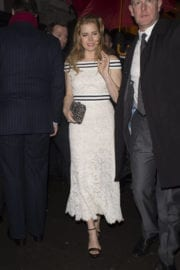 Amy Adams at Chanel Bafta Party in London