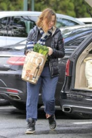 Amy Poehler Out Shopping in Los Angeles