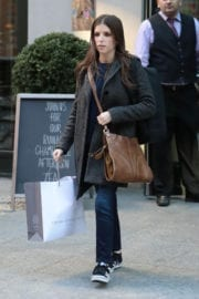 Anna Kendrick Stills Out and About in New York