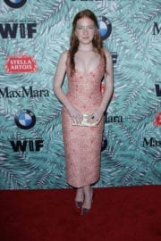 Annalise Basso Stills at 10th Annual Women in Film Pre-oscar Party in Los Angeles
