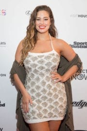 Ashley Graham Stills at VIBES by SI Swimsuit 2017 Launch Festival in Houston