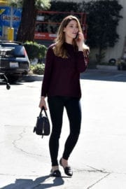 Ashley Greene Stills Out Shopping in Los Angeles