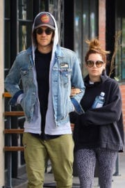 Ashley Tisdale and Christopher French Stills Out in Los Angeles