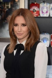 Ashley Tisdale Stills at DUO Launch at Hollywood and Highland Complex in Hollywood