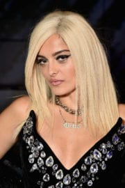 Bebe Rexha Stills at The Blonds Collection at New York Fashion Week