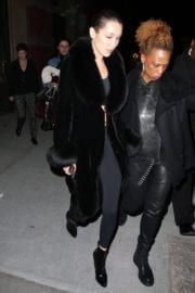 Bella Hadid Night Out in New York