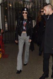 Bella Hadid Stills Out and About in Milan
