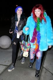 Bella Thorne and Dani Thorne Out to Celebrate Dani's Birthday in West Hollywood