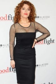 Bernadette Peters at 'The Good Fight' Premiere in New York