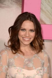 Bethany Joy Lenz at 'Big Little Lies' Premiere in Hollywood