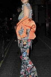 Betty Bachz Stills Night Out in London