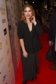 Billie Piper Stills at 2017 WhatsOnStage Awards Concert in London