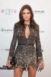 Bo Krsmanovic Stills at VIBES by SI Swimsuit 2017 Launch Festival in Houston