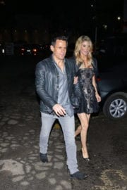 Brandi Glanville Night Out in Los Angeles