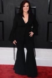 Brandy Clark at 59th Annual Grammy Awards in Los Angeles