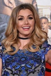 Brianna Brown at 'Fist Fight' Premiere in Westwood