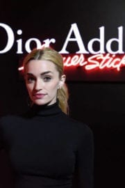 Brianne Howey Stills at Dior Addict Lacquer Stick Launch in West Hollywood
