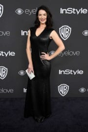 Bridget Regan Stills at WB and Instyle Host 18th Annual Post-Golden Globes Party