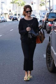 Brooke Burke Out and About in Beverly Hills