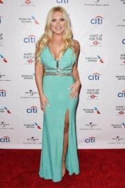 Brooke Hogan at Universal Music Group Grammy Afterparty in Los Angeles