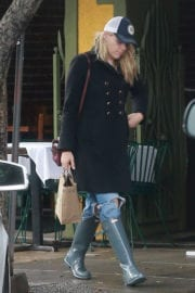 Busy Philipps Out and About in Los Angeles