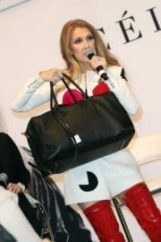 Céline Dion Stills at Collection by Bugatti Unveiled at Magic Project Womens