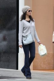 Camila Alves Stills Out for Lunch in Beverly Hills