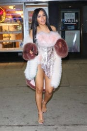 Cardi B Stills Out and About in New York