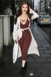 Carla Howe Stills Out and About in London