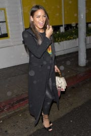 Cassie Out in West Hollywood
