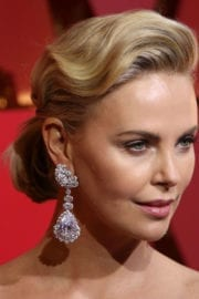 Charlize Theron Photos at 89th Annual Academy Awards in Hollywood