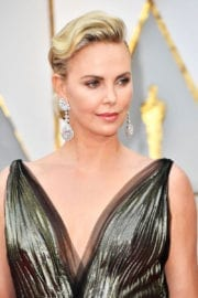 Charlize Theron Stills at 89th Annual Academy Awards in Hollywood