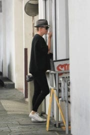 Charlize Theron Stills Out in Beverly Hills