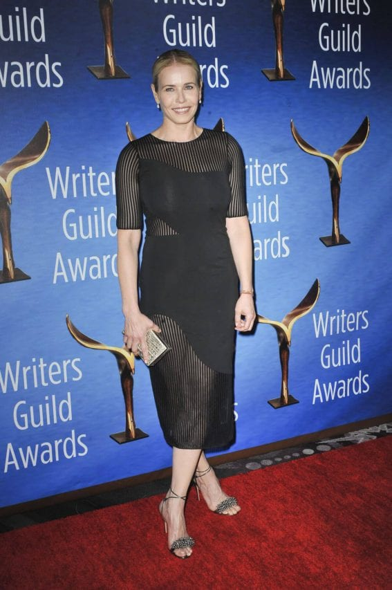 Chelsea Handler Stills at 2017 Writers Guild Awards in Beverly Hills