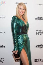 Christie Brinkley Stills at VIBES by SI Swimsuit 2017 Launch Festival in Houston
