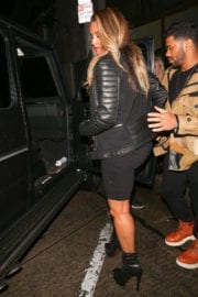 Ciara Knight Night Out in West Hollywood