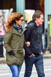 Cindy Crawford Out and About in New York