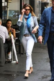 Cindy Crawford Out and About in Sydney