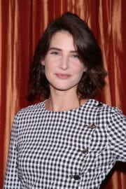 """Cobie Smulders Stills at """"Present Laughter"""" Meet and Greet in New York"""
