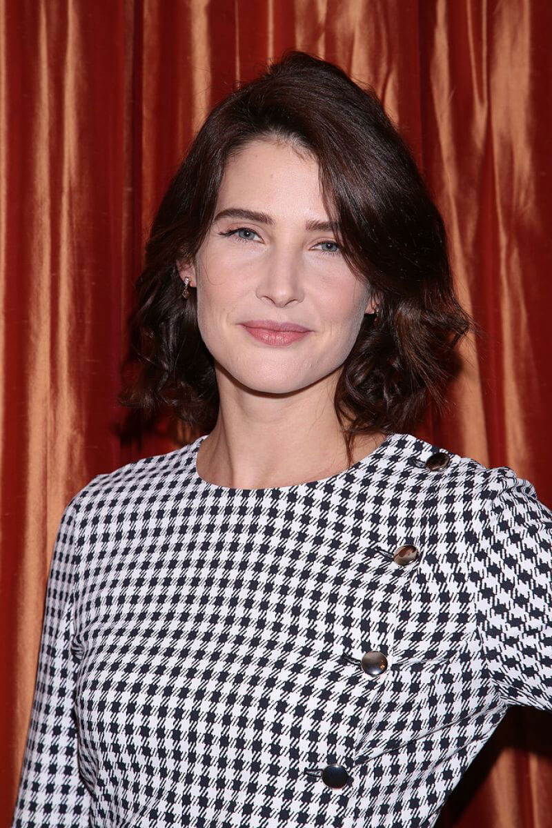 "Cobie Smulders Stills at ""Present Laughter"" Meet and Greet in New York"