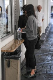 Courteney Cox Stills Out for Lunch at E Baldi in Beverly Hills