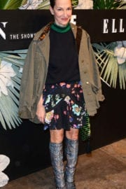 Cynthia Rowley at ELLE, E! and Img New York Fashion Week Kick-off Party in New York
