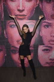 Daniela Lopez Osorio at Maybelline MYFW Welcome Party in New York