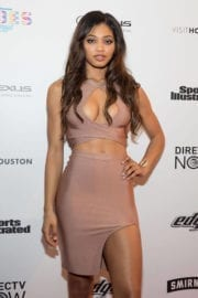 Danielle Herrington Stills at VIBES by SI Swimsuit 2017 Launch