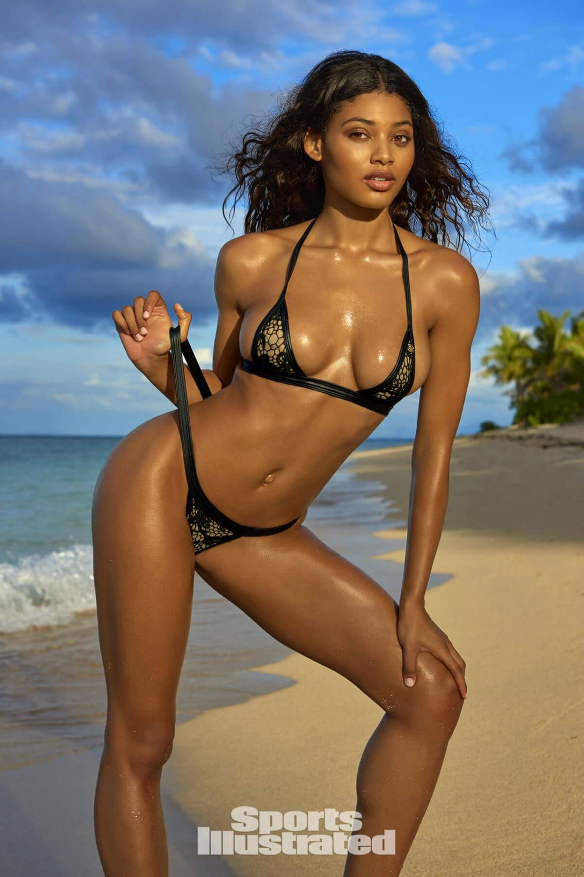 Danielle Herrington Stills in Sports Illustrated Swimsuit Edition 2017