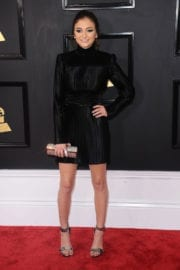Daya at 59th Annual Grammy Awards in Los Angeles