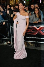 Deepika Padukone at 'XXX: The Return of Xander Cage' Premiere in Hollywood